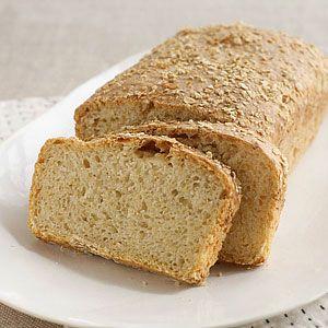 Easy+Oat+Bread