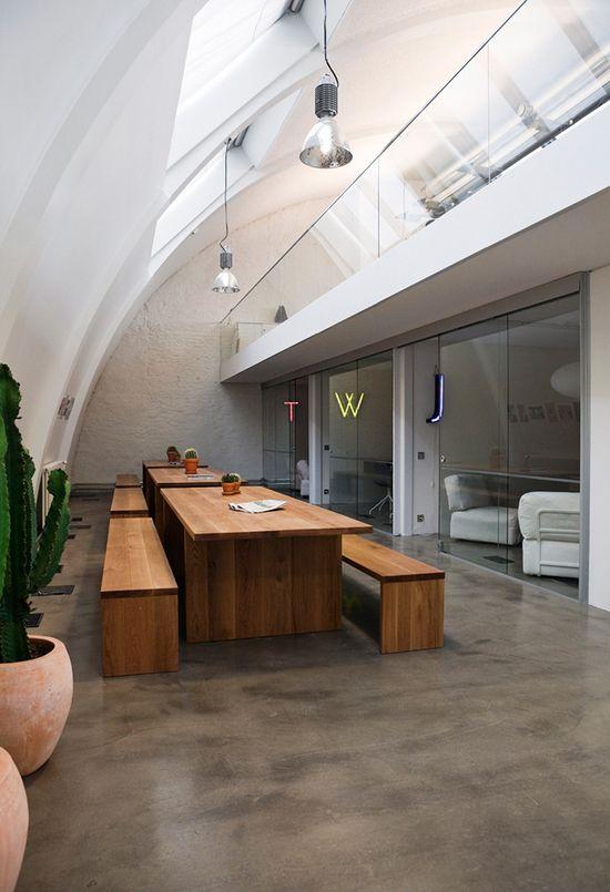 agency office