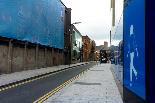 A Visit To Cork City   Half Moon Street  #Cork #Ireland