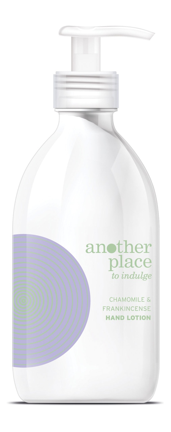 Another Place chamomile & frankincense hand lotion - 300ml. £12.00