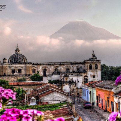 Antigua Guatemala. Find out how to join us in this beautiful city at: www.cooperativefo...