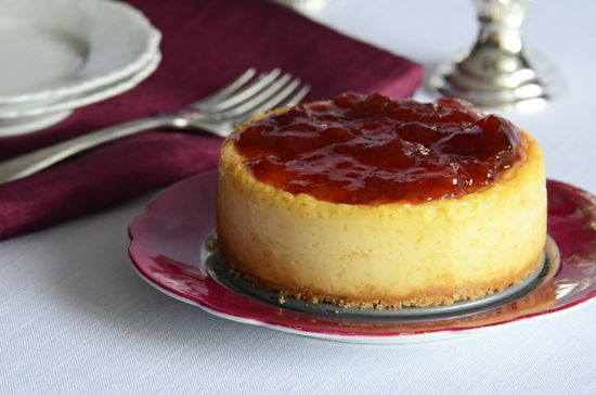 """""""Cheesecake"""" for Two"""