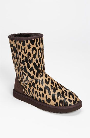 UGG® Australia 'Classic Short' Boot (Women) available at #Nordstrom