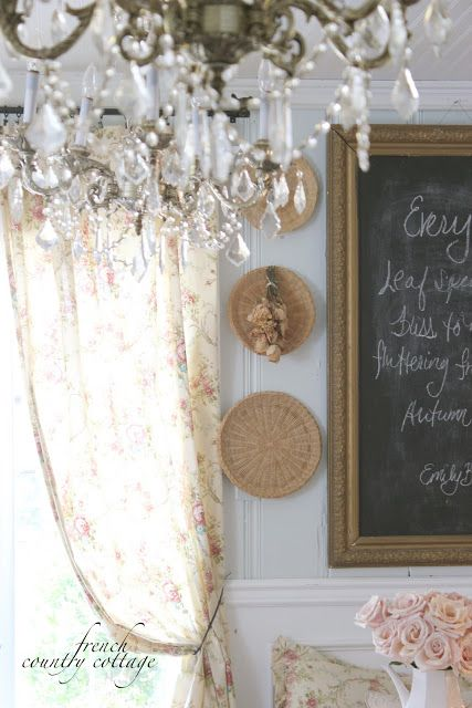 FRENCH COUNTRY COTTAGE: Vintage Inspired Autumn