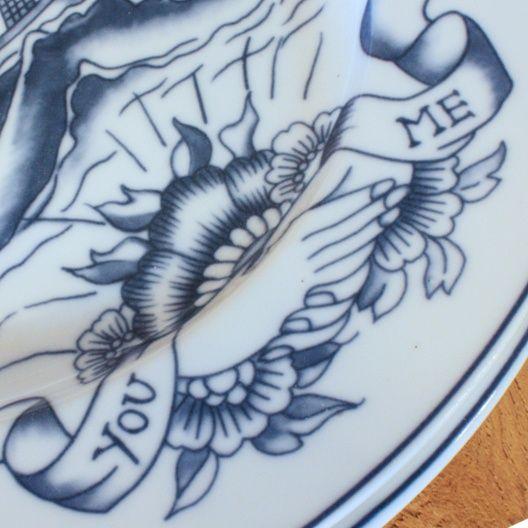handmade tattoo