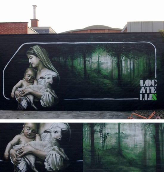 Murals -