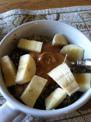 Clean eating oatmeal