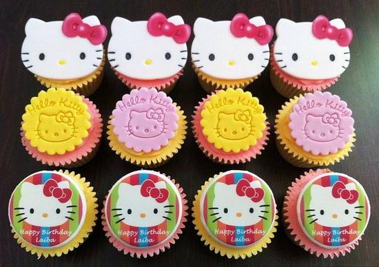 More Hello Kitty!!