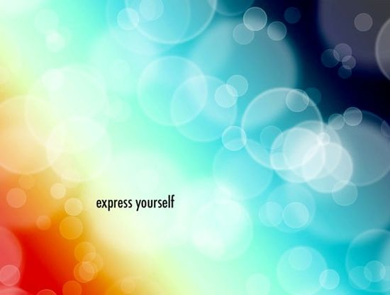 Express yourself quote via www.Facebook.com/...