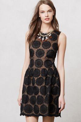 Lacebloom Dress #AnthroFave