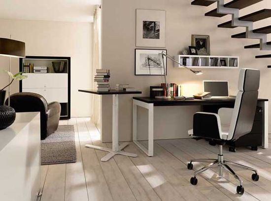 20 Home Office Design Ideas And Inspirations — Bajiroo.com