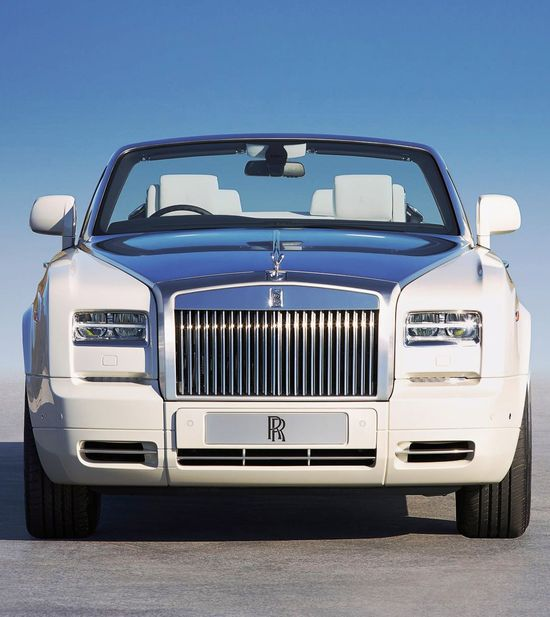 Sport Car Collections Jayde: ? Luxury Car White Rolls