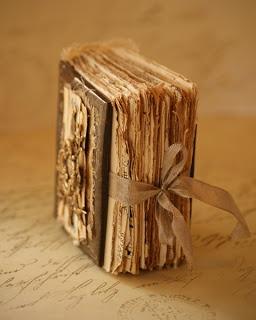 Saimba - gorgeous handmade journals