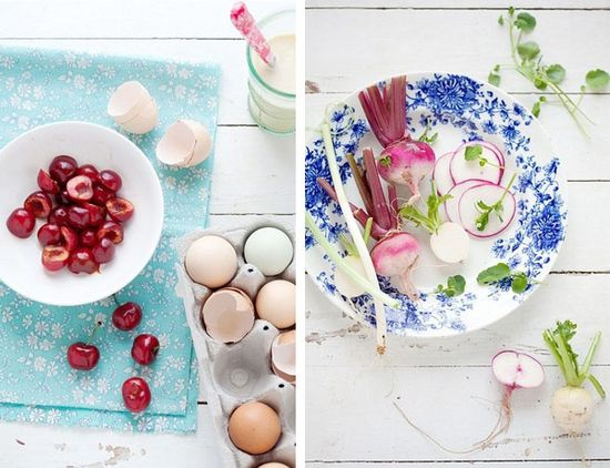 Cannelle et Vanille food photography  Beautiful colour combinations