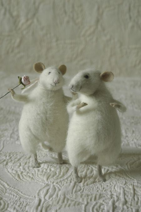michievious mice guests