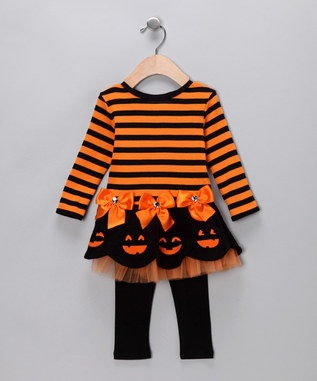 Halloween Clothing with tutu