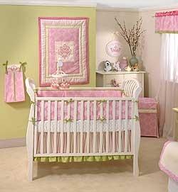 baby girl room decor