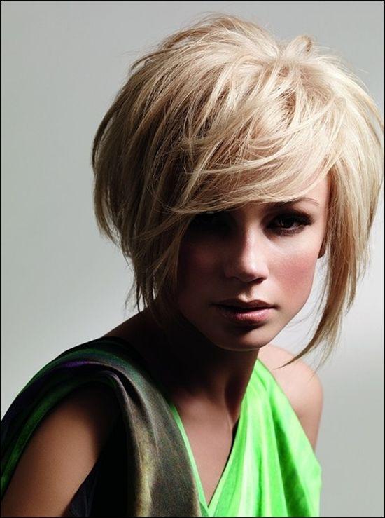Short...ah i love short hair!!!