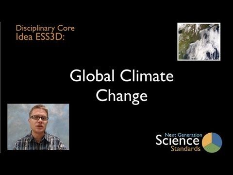 ESS3D - Global Climate Change - The Science