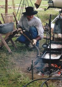Cooking with the Bar E Ranch: 3 recipes to cook over a campfire