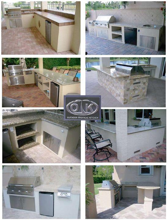 Outdoor Kitchens ideas - yourhomedecoridea... - #home_ideas #home_decor #home_design  #home_decorating #kitchen_ideas #living_room_ideas #bathroom  #bathroom_decor #storage_ideas #pantry_ideas #bedroom_ideas #bedroom_decor #white_kitchen_cabinets