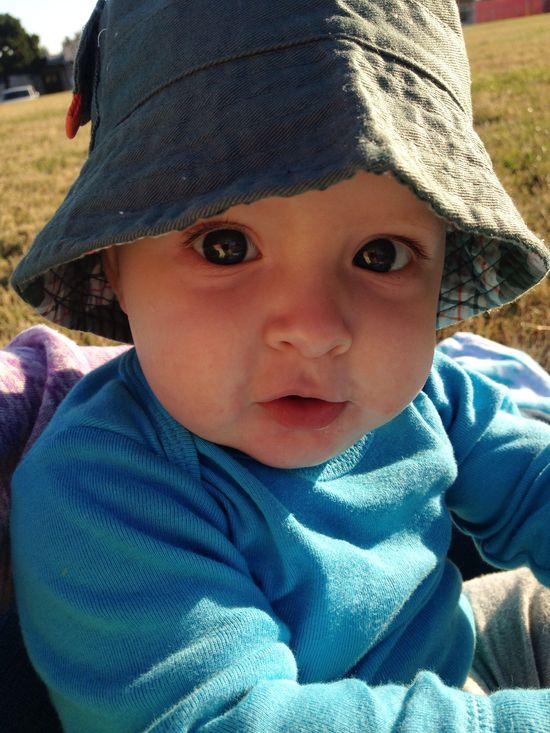 Baby boy Alaric Warren