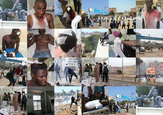 SENEGAL: AGITATION PERMANENTE AU SEIN DU CAMPUS