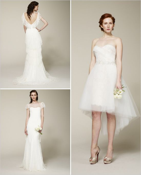 Marchesa Bridal 2013 Collection