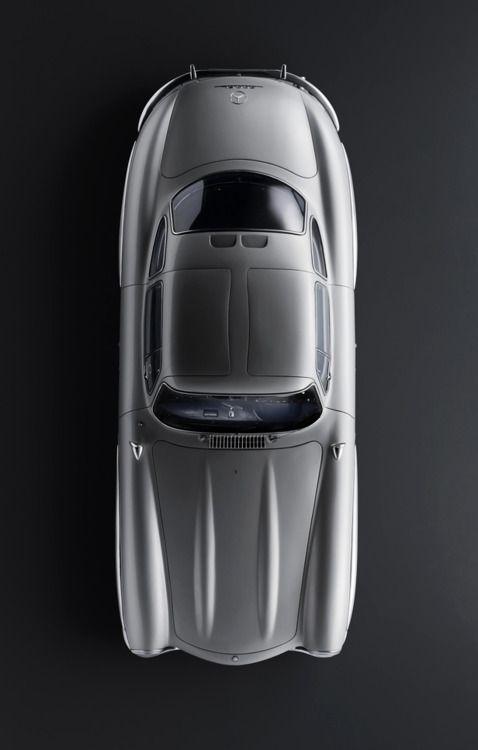 The most beautiful car ever made - period. #Mercedes #Gullwing #Beautiful #Car