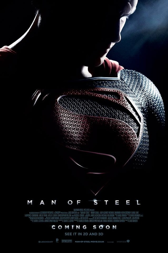 """Man of Steel"" (2013) directed by Zack Snyder"