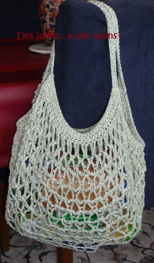 crochet purse patter