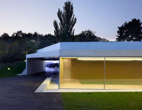 pierre alain dupraz modern house design