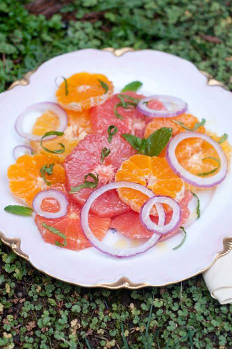 The Best Citrus Salad Youll Ever Have