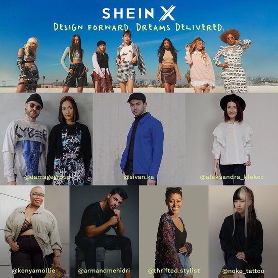 SHEINX  Board