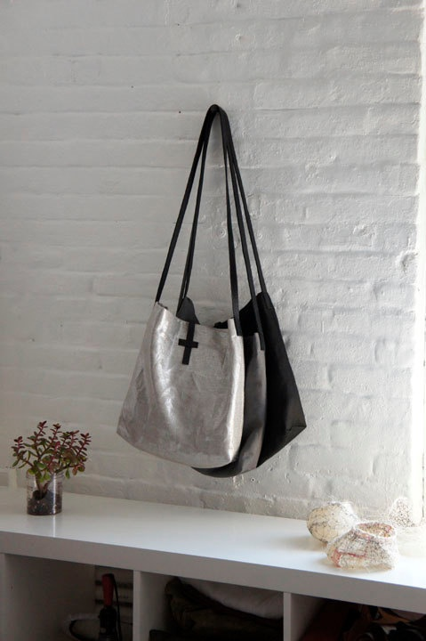 Linen Bag by Stitch and Tickle