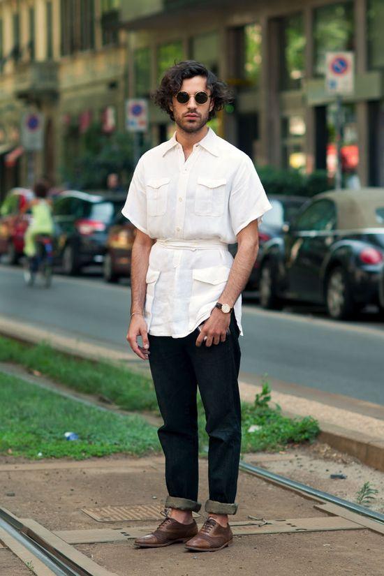 MILAN MEN FASHION WEEK S/S 2012