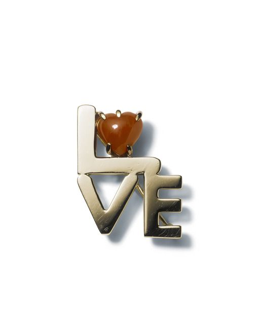 Cartier Love Pin