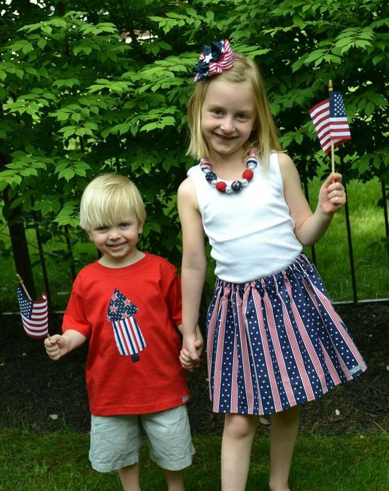 4th of July Kids Outfits