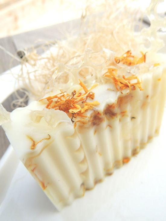 GOATS MILK & HONEY Soap Natural Soap Oatmeal by thecharmingfrog, $6.00 +dreadstop @DreadStop