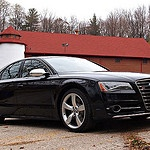 First Drive: Audi S8 a luxury beast with a mean bark
