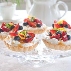 Tartes aux Fruits (Fruit Tarts)
