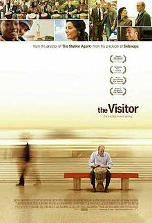 The Visitor, interesting.