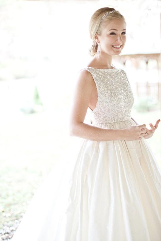beauty of a dress. LOVE