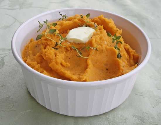 The Art of Cooking Real Food: Whipped Sweet Potatoes and Rutabagas