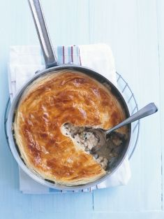One-pot wonder: Chicken and leek pot pie (have had this and its amazing!)