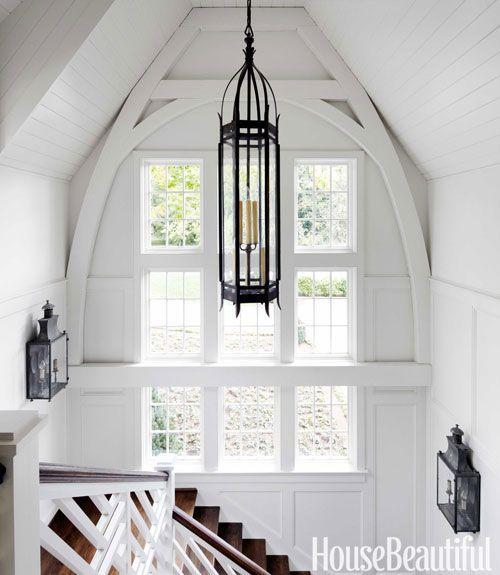 Creating a New Old House - Garden Interior Design - House