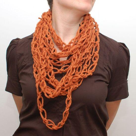 Crochet! crochet! #necklace