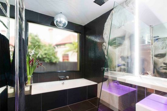 modern bathroom design image