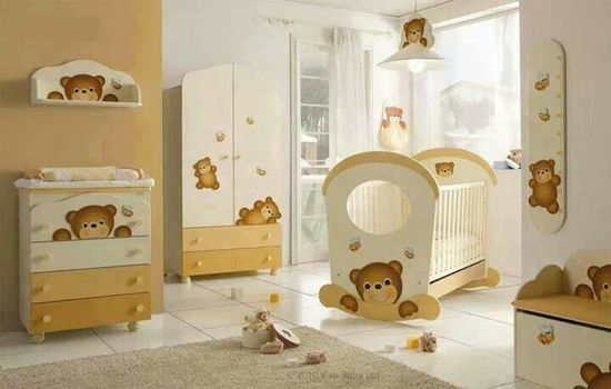 Lovely babies room