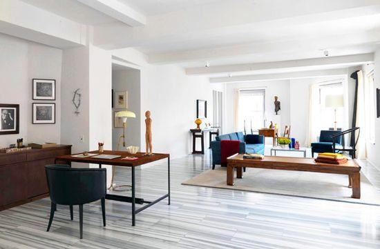 selldorf architects modern interiors design Great floor!